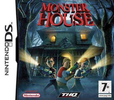 Monster House DS coverM (AM8P)