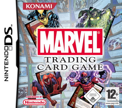 Marvel Trading Card Game DS coverM (AMLP)