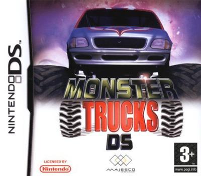 Monster Trucks DS DS coverM (AMXP)