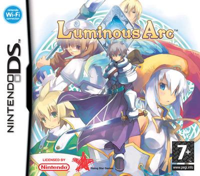 Luminous Arc DS coverM (ANIP)