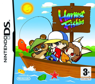 Harvest Fishing DS coverM (ANYP)