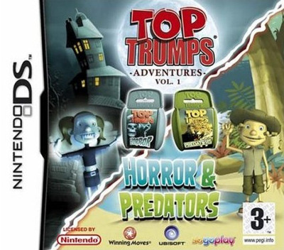 Top Trumps - Horror & Predators DS coverM (AOFP)