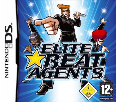 Elite Beat Agents DS coverM (AOSD)