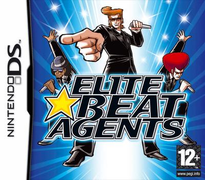 Elite Beat Agents DS coverM (AOSS)