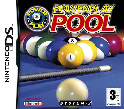 Power Play Pool DS coverM (AOWP)