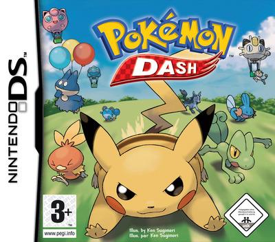 Pokémon Dash DS coverM (APDP)