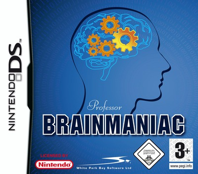 Professor Brainmaniac DS coverM (AQEP)