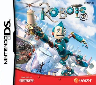 Robots DS coverM (ARBP)