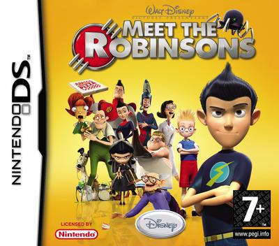 Meet the Robinsons DS coverM (ARNP)