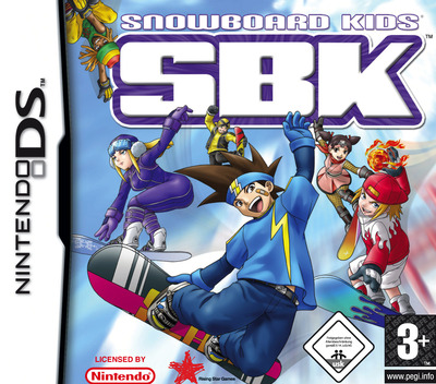 SBK - Snowboard Kids DS coverM (ASBP)