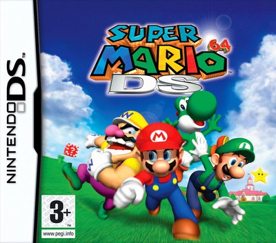 Super Mario 64 DS DS coverM (ASMP)