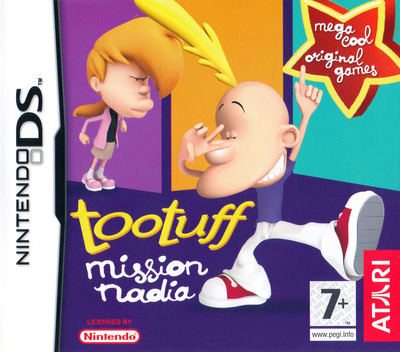 Tootuff - Mission Nadia DS coverM (ATFP)