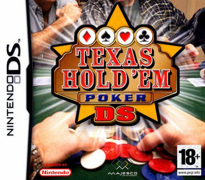 Texas Hold 'em Poker DS DS coverM (ATHP)