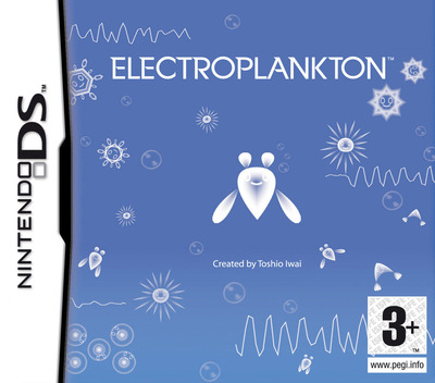 Electroplankton DS coverM (ATIP)