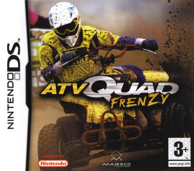 ATV Quad Frenzy DS coverM (ATVP)