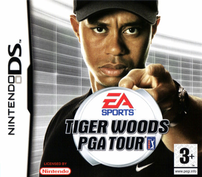 Tiger Woods PGA Tour DS coverM (ATWP)