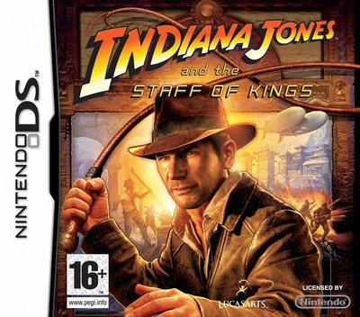 Indiana Jones and the Staff of Kings DS coverM (AUJP)