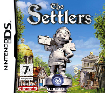 The Settlers DS coverM (AUZP)