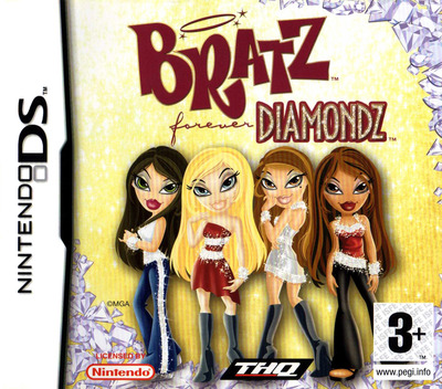 Bratz - Forever Diamondz DS coverM (AVDS)