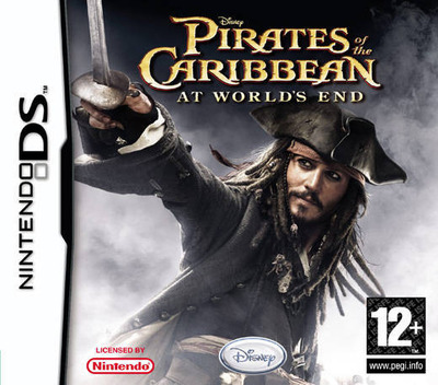 Pirates of the Caribbean - At World's End DS coverM (AW3P)