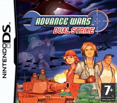 Advance Wars - Dual Strike DS coverM (AWRP)