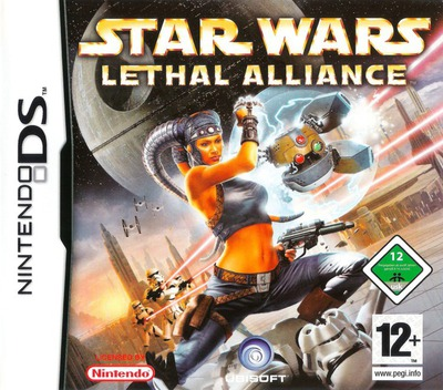 Star Wars - Lethal Alliance DS coverM (AWUP)