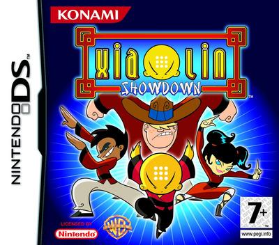 Xiaolin Showdown DS coverM (AXLP)