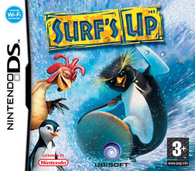 Surf's Up DS coverM (AXUX)