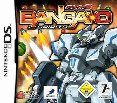 Bangai-O Spirits DS coverM (AY6P)