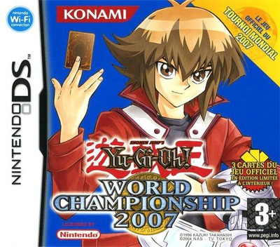 Yu-Gi-Oh! - World Championship 2007 DS coverM (AY7P)