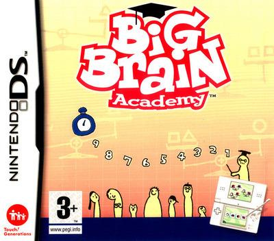 Big Brain Academy DS coverM (AYAP)
