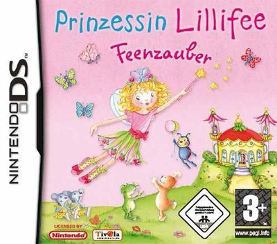 Prinzessin Lillifee - Feenzauber DS coverM (AYLD)