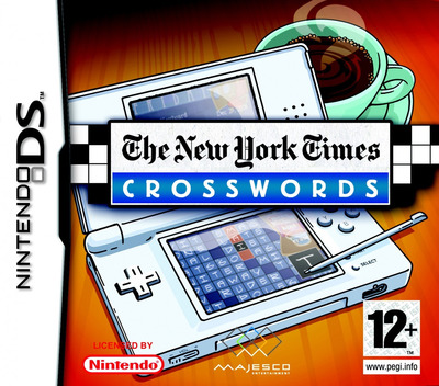 The New York Times Crosswords DS coverM (AYYP)