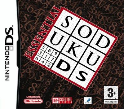Essential Sudoku DS DS coverM (AZIP)