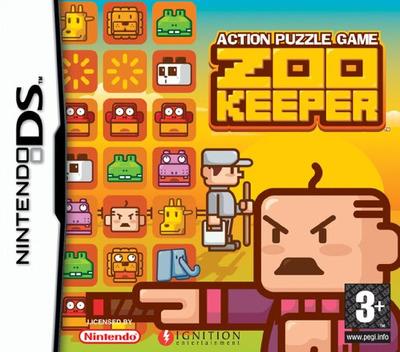 Zoo Keeper DS coverM (AZKP)