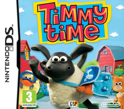 Timmy Time DS coverM (B24P)