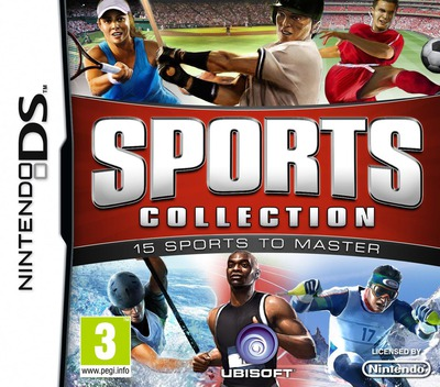 Sports Collection DS coverM (B2UP)