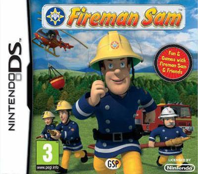 Fireman Sam DS coverM (B3FP)