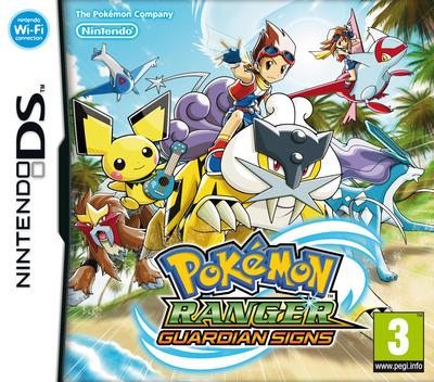 Pokémon Ranger - Guardian Signs DS coverM (B3RP)
