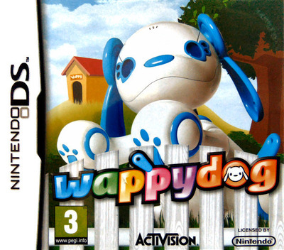 Wappy Dog DS coverM (B47P)
