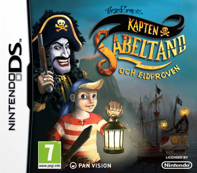 Captain Sabertooth and the Trials by Fire DS coverM (B49P)