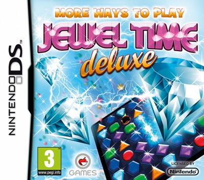 Jewel Time Deluxe DS coverM (B4JP)