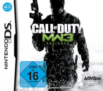 Call of Duty - Modern Warfare 3 - Defiance DS coverM (B5BD)