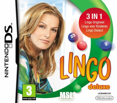 Lingo Deluxe DS coverM (B67H)