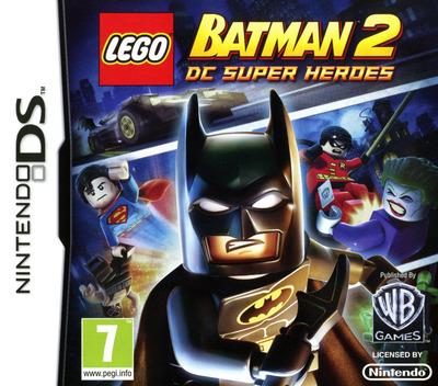 LEGO Batman 2 - DC Super Heroes DS coverM (B6FY)