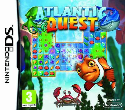 Jewel Link - Atlantic Quest DS coverM (B6QZ)