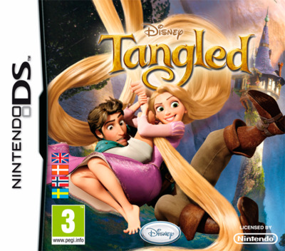 Tangled DS coverM (B6TX)