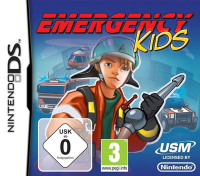 Emergency Kids DS coverM (B6YD)