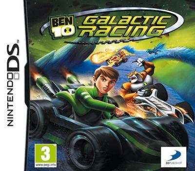 Ben 10 - Galactic Racing DS coverM (B76P)