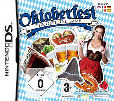 Oktoberfest - The Official Game DS coverM (B8BP)